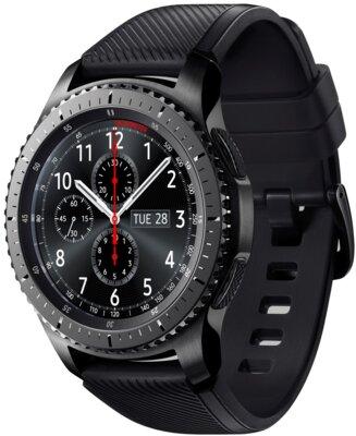 Смарт-часы Samsung Gear S3 Frontier SM-R760 Dark Grey 2