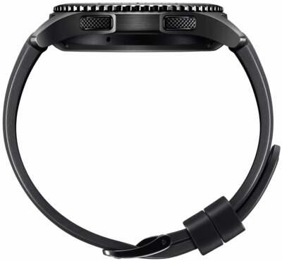 Смарт-часы Samsung Gear S3 Frontier SM-R760 Dark Grey 4