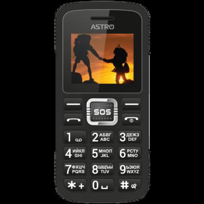 Мобільний телефон Astro A178 Black 1