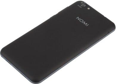 Смартфон Nomi i5530 Space X Black 8