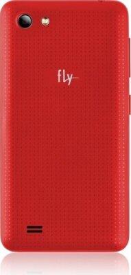 Смартфон Fly FS405 Stratus 4 Red 2