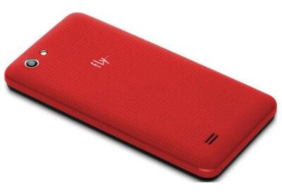 Смартфон Fly FS405 Stratus 4 Red 6