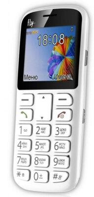 Мобильный телефон Fly Ezzy 8 White 7