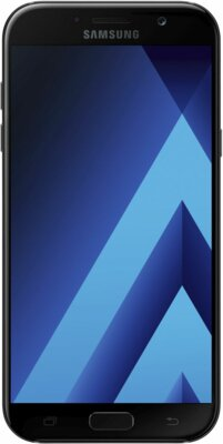 Смартфон Samsung Galaxy A7 (2017) SM-A720F Black 1
