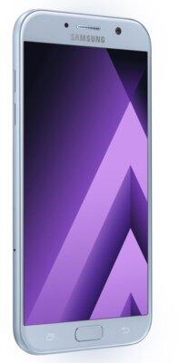 Смартфон Samsung Galaxy A7 (2017) SM-A720F Blue 3