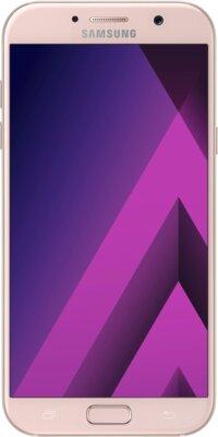 Смартфон Samsung Galaxy A7 (2017) SM-A720F Pink 1