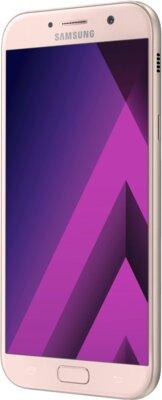 Смартфон Samsung Galaxy A7 (2017) SM-A720F Pink 2
