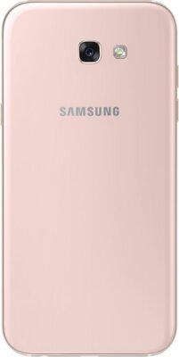 Смартфон Samsung Galaxy A7 (2017) SM-A720F Pink 4