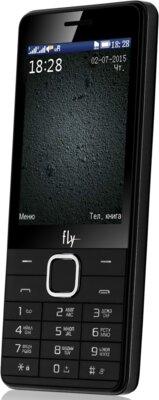 Мобильный телефон Fly FF301 Black 2