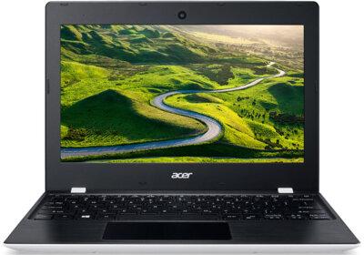 Ноутбук Acer Aspire One AO1-132-C22L (NX.SHPEU.005) White 1