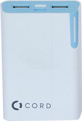 Мобильная батарея Cord Standart Y8400 White/Blue 1