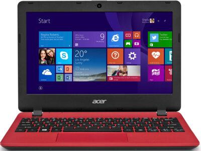 Ноутбук Acer Aspire ES1-131-C1Z2 (NX.G17EU.011) Red 1