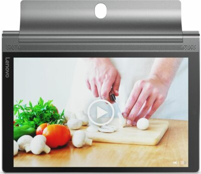 Планшет Lenovo Yoga Tablet 3 Plus YT-X703F ZA1N0022UA 32GB Black 3