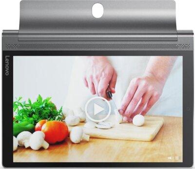 Планшет Lenovo Yoga Tablet 3 Plus YT-X703L ZA1R0032UA LTE 32GB Black 5