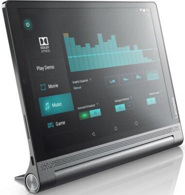 Планшет Lenovo Yoga Tablet 3 Plus YT-X703L ZA1R0032UA LTE 32GB Black 7
