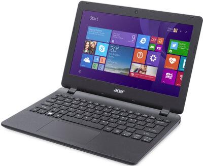 Ноутбук Acer Aspire ES1-132-C2L5 (NX.GGLEU.004) Black 2