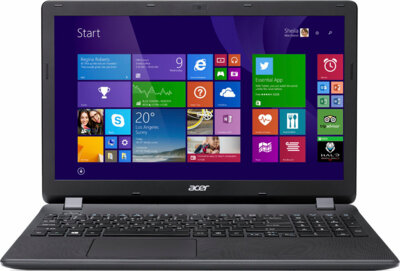 Ноутбук Acer Aspire ES1-531-P9RD (NX.MZ8EU.062) Black 1