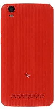 Смартфон Fly Nimbus 9 FS509 Red 2