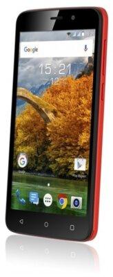 Смартфон Fly Nimbus 9 FS509 Red 3