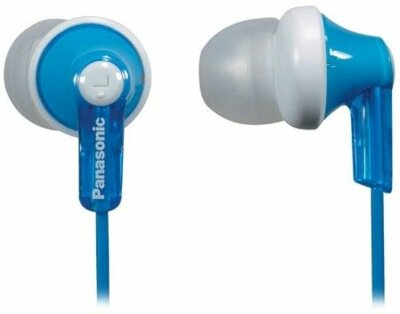 Навушники Panasonic RP-HJE118GU-A Blue 1