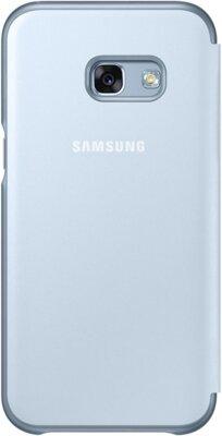 Чехол Samsung Neon Flip Cover EF-FA320PLEGRU Blue для Galaxy A3 (2017) 2