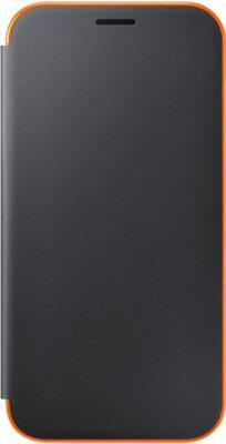 Чохол Samsung Neon Flip Cover EF-FA720PBEGRU Black для Galaxy A7 (2017) 1