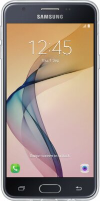 Чохол Samsung Clear Cover EF-QG570TTEGRU для Galaxy J5 Prime 4