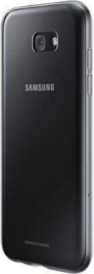 Чохол Samsung Clear Cover Transparent EF-QA720TTEGRU для Galaxy A7 (2017) 5