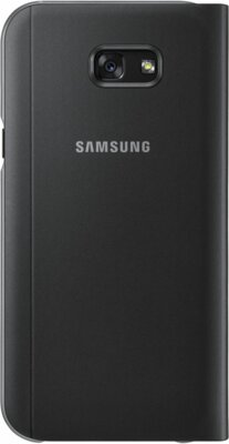 Чохол Samsung S View Standing Cover EF-CA720PBEGRU Black для Galaxy A7 (2017) 2