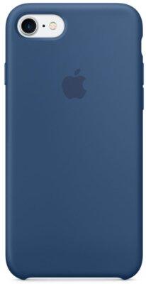 Чохол Apple Silicone Case MMWW2ZM/A Ocean Blue для iPhone 7 1