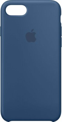 Чохол Apple Silicone Case MMWW2ZM/A Ocean Blue для iPhone 7 2