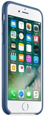 Чохол Apple Silicone Case MMWW2ZM/A Ocean Blue для iPhone 7 3