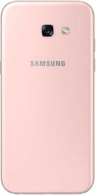 Смартфон Samsung Galaxy A5 (2017) SM-A520F Pink 4