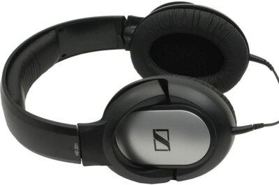 Наушники Sennheiser HD 201 Black 3