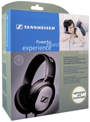 Наушники Sennheiser HD 201 Black 5
