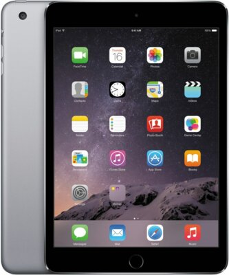Планшет Apple iPad mini 4 A1538 Wi-Fi 16GB Space Gray 1