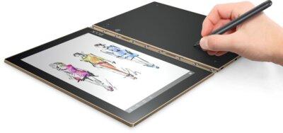 Планшет Lenovo Yoga Book Android YB1-X90F ZA0V0066UA Wi-Fi Gold 4