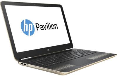 Ноутбук HP Pavilion 15-au033ur (X8N50EA) Gold 2