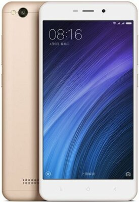 Смартфон Xiaomi Redmi 4A 16Gb Gold Украинская версия 1