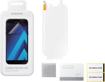 Захисна плівка Samsung ET-FA720CTEGRU для Galaxy A7 (2017) 3