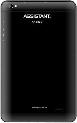Планшет Assistant АР-807 3G Black 2