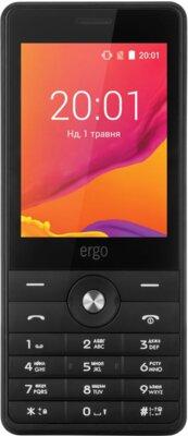 Мобільний телефон Ergo F281 Link Dual Sim Black 1