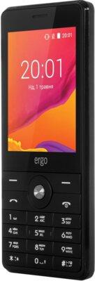 Мобільний телефон Ergo F281 Link Dual Sim Black 2