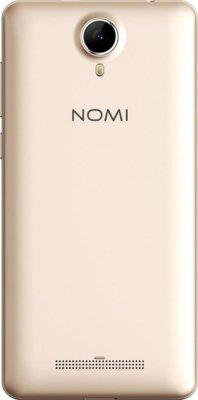 Смартфон Nomi i5010 EVO M Gold 2