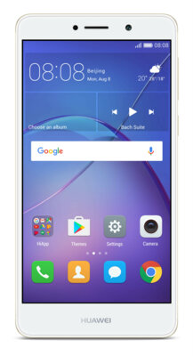 Смартфон Huawei GR5 2017 Gold 1