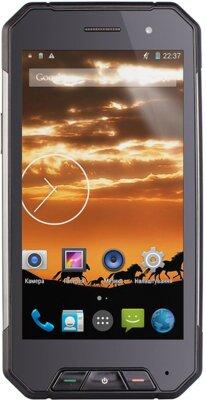 Смартфон Sigma X-treme PQ27 Black + Зарядний кредл-колонка 1
