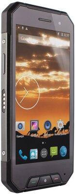 Смартфон Sigma X-treme PQ27 Black + Зарядний кредл-колонка 2