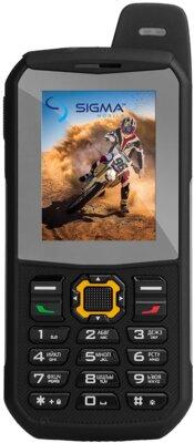 Мобільний телефон Sigma X-treme 3GSM Black 1