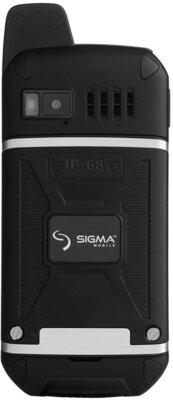 Мобільний телефон Sigma X-treme 3GSM Black 2