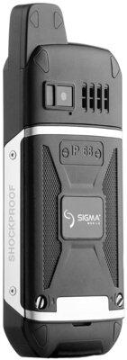 Мобільний телефон Sigma X-treme 3GSM Black 3